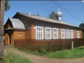 Александро-Невская церковь ст. Просница